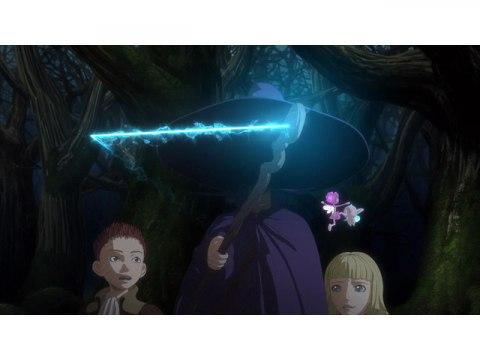 第16話 獣鬼の森