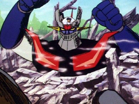 第1話 驚異のロボット誕生