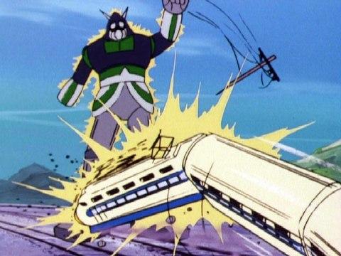 第12話 裏切り者! 巨大化ロボット・バイコング