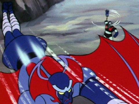 第19話 飛行魔獣デビラーX!!