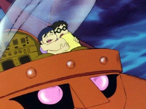 第20話 嵐を呼ぶ機械獣ストロンガー