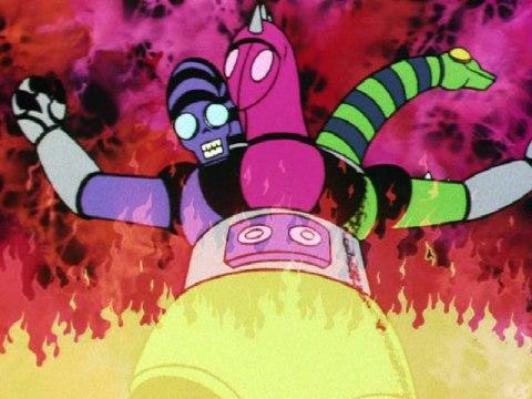 第32話 恐怖の三つ首機械獣