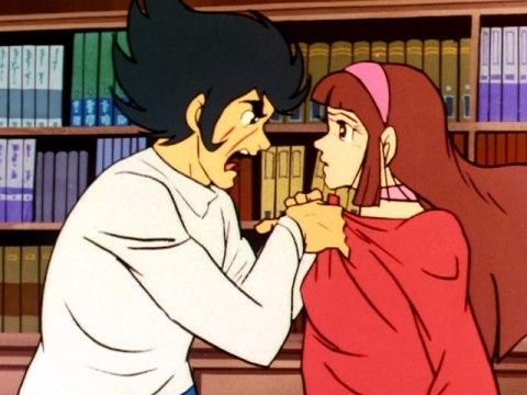 第52話 甲児ピンチ! さやかマジンガー出動!