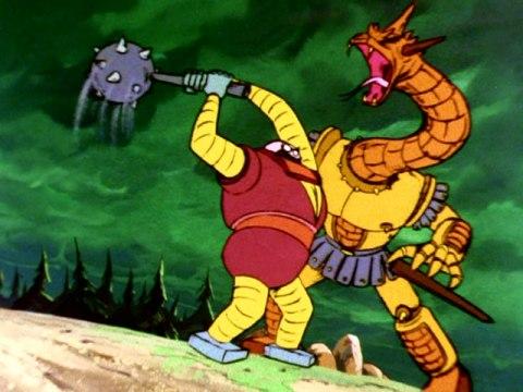 第75話 決死の攻撃! ゴーゴン機械獣