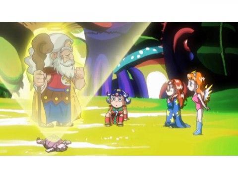第1話 天使と悪魔でモンモンタイム! オレがあるけばラッキーにあたる!!