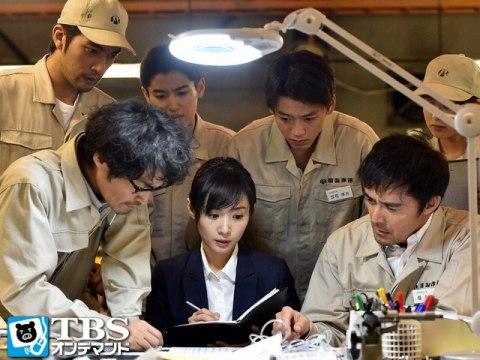 日曜劇場「下町ロケット(2015)」