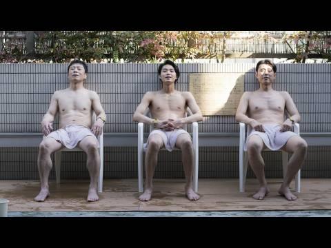 #1 上野の空の下でととのう