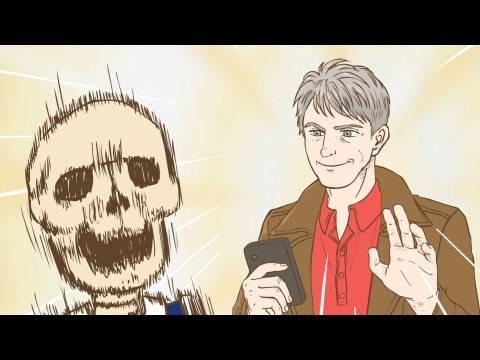 第1話 「お次でお待ちのお客様がイケメン」「ヤオイガールズフロムOVERSEAS!!!」