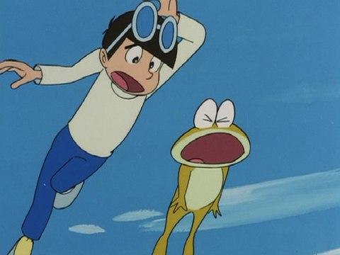 #1~#2 ピョン吉誕生の巻/平面ガエルはつらいよの巻