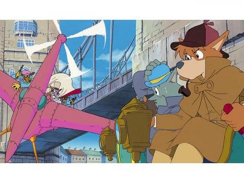 アニメ 劇場版 名探偵ホームズ ...