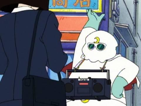 第7話 ニセ月光仮面はダンスがお好き