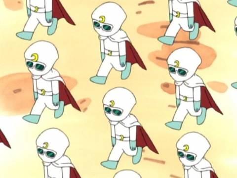 第23話 バイオ月光仮面はキムチに弱い