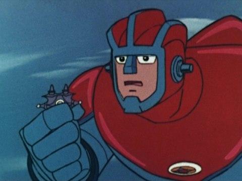 #19 時限爆弾ロボット・デスター