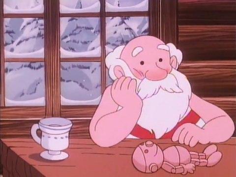 サンタさんが二人いた