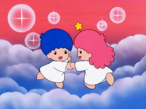 キキとララの星のダンスシューズ