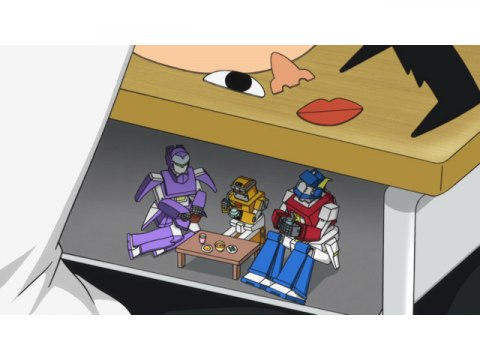 ロボット家族編(2)