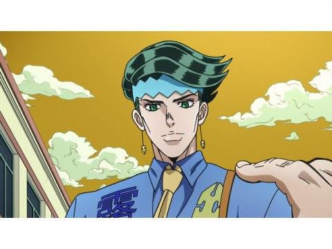 無料視聴あり!アニメ『ジョジョの奇妙な冒険 ダイヤモンドは ...
