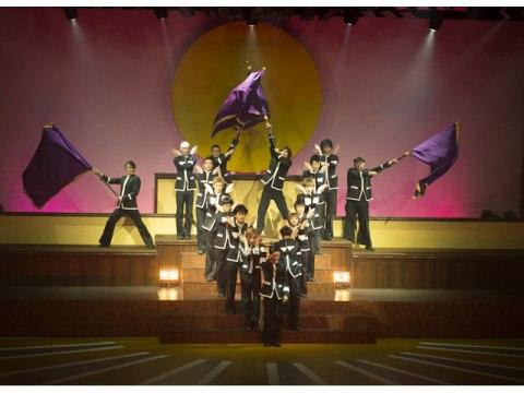 【最終章】學蘭歌劇『帝一の國』 ―血戦のラストダンス―