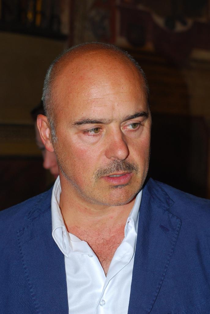 ルカ・ジンガレッティ