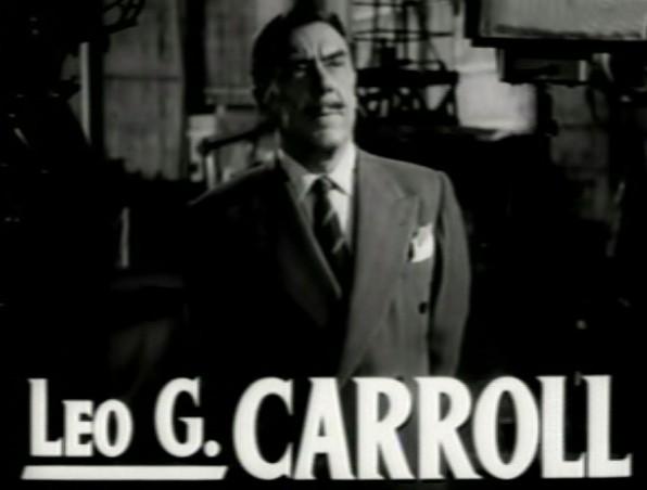 レオ・G・キャロル