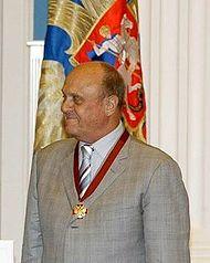 ウラジーミル・メニショフ