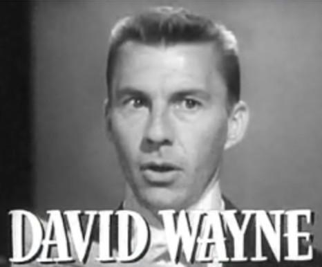 デイヴィッド・ウェイン
