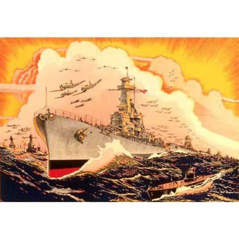 米海軍の訓練と実戦