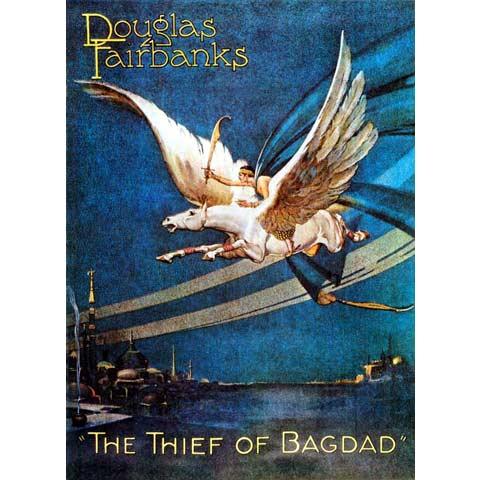 バグダッドの盗賊