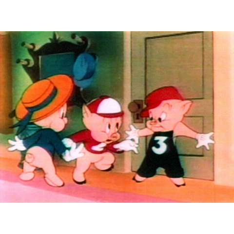 三匹の子豚 子豚のポルカ