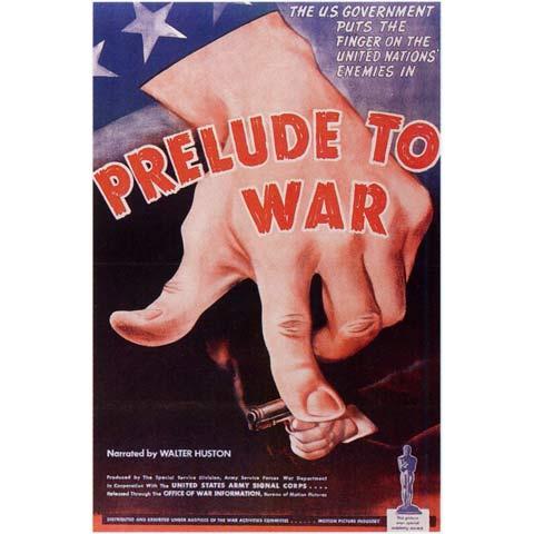 戦争への序曲