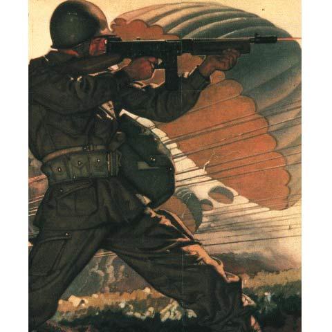 戦時下の世界