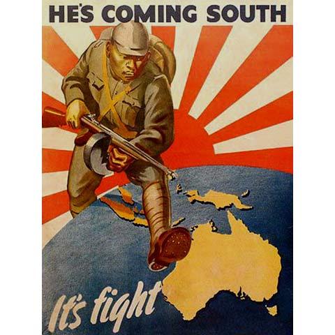 日本帝国の南方攻略 資料映像集