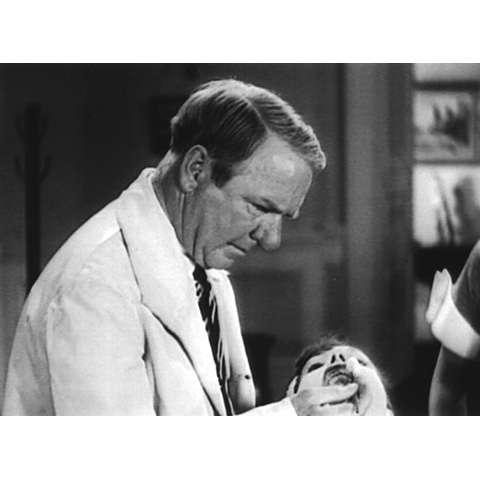 W・C・フィールズの歯医者