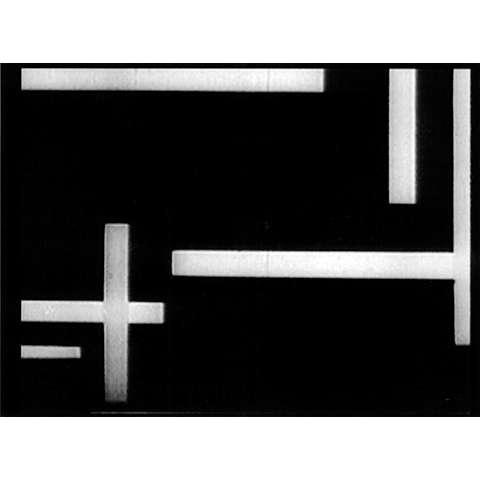 ハンス・リヒターの「リズム21」