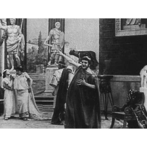 ネロ、ローマの陥落