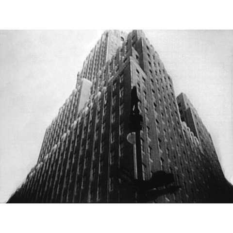 ロベール・フローレイの「摩天楼交響曲」