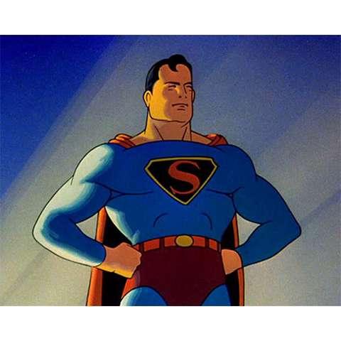 スーパーマン 地底の世界