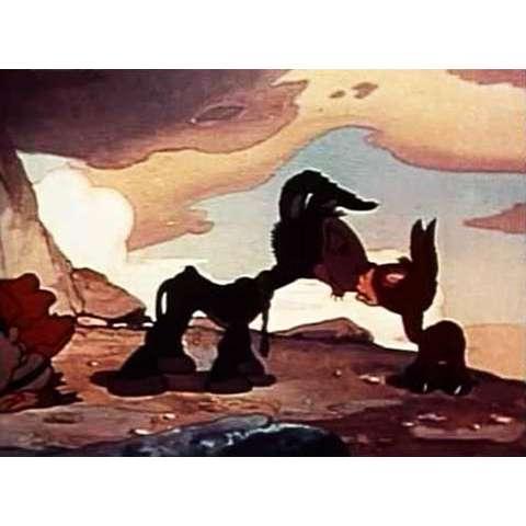 ロバのスパンキー 馬へのあこがれ