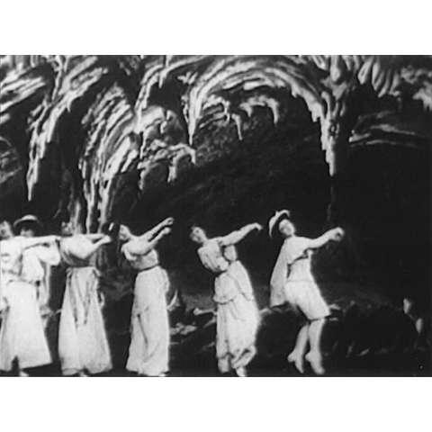 メリエス 地獄のケーキ・ウォーク踊り