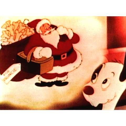 犬のヘクター「悲惨なクリスマス」