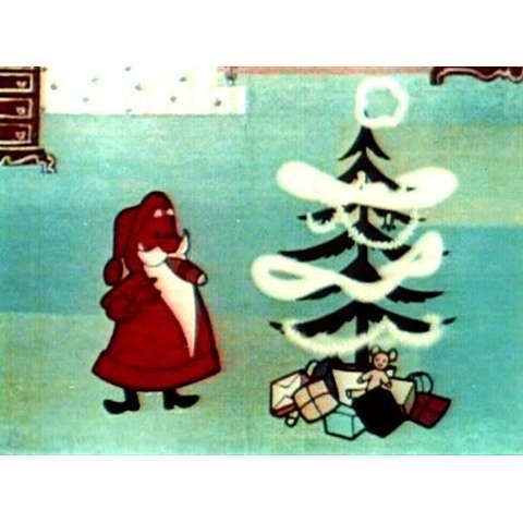 クリスマスの来訪者
