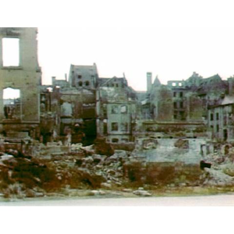 廃墟のドイツ カラー記録