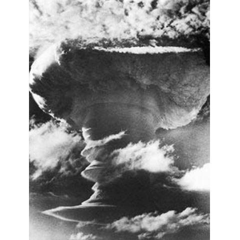 核弾頭が落ちた町 資料映像