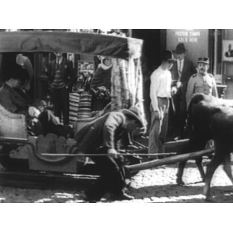 1930年代初頭のアフリカの島紀行 資料映像
