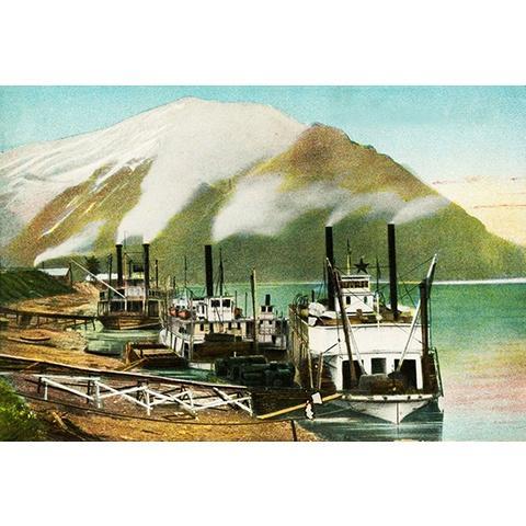 1932年のアラスカ 資料映像