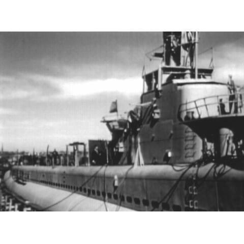 太平洋潜水艦戦 資料映像