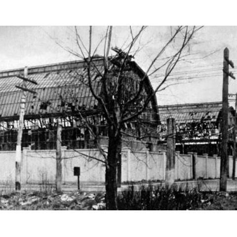 映画の都フォート・リーの荒廃 資料映像