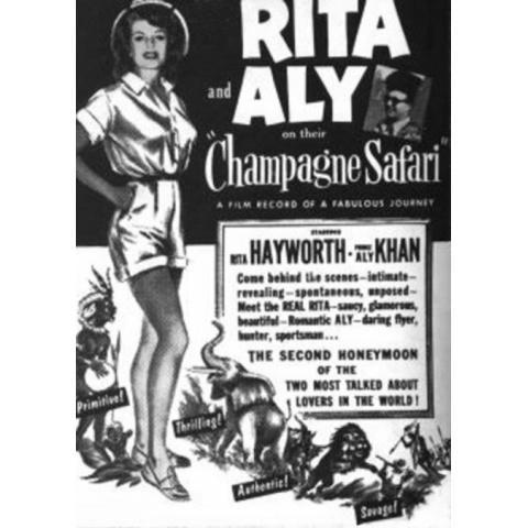 リタ・ヘイワース生誕百年 資料映像