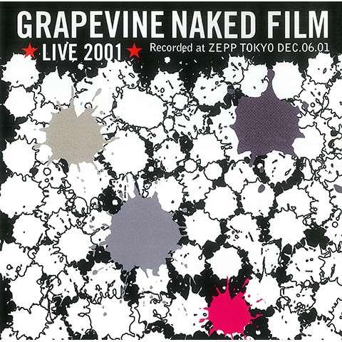 GRAPEVINE LIVE 2001 NAKED FILM