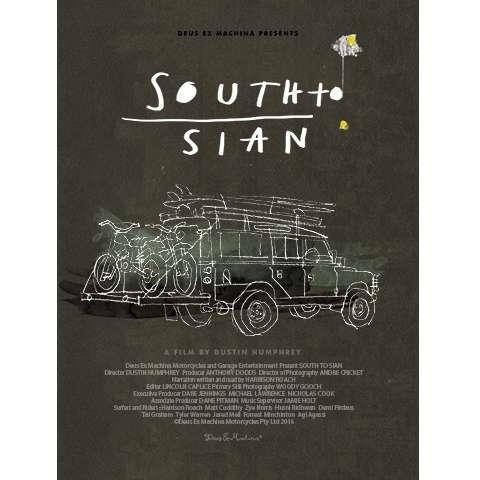 サウス・トゥ・シーアン